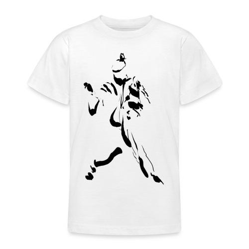 kung-fu ink - Teenage T-Shirt