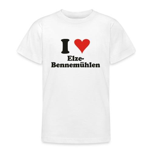 ILoveElzeBennemühlen - Teenager T-Shirt