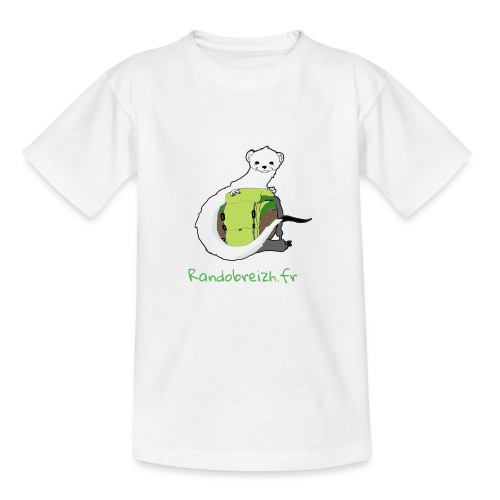 Randobreizh.fr - T-shirt Ado