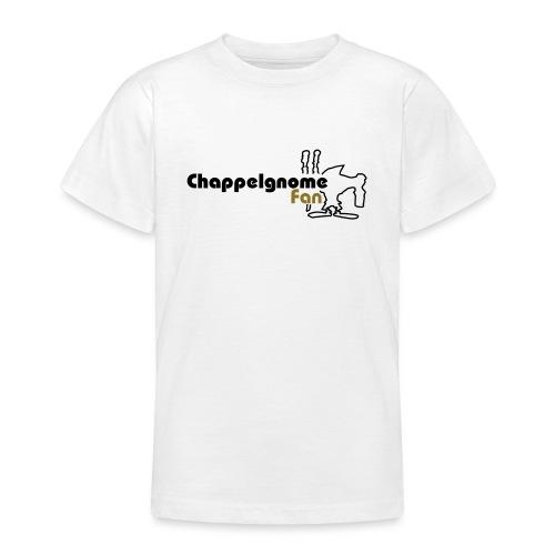 chappelgnome fan logo - Teenager T-Shirt