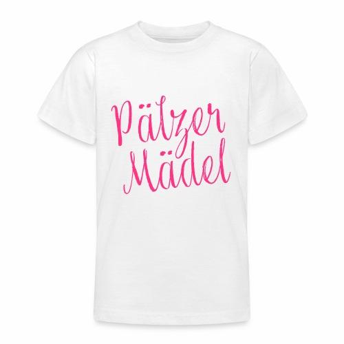 Pälzer Mädel - Teenager T-Shirt