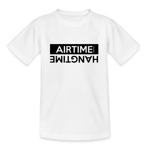 Temps d'antenne Hangtime - T-shirt Ado