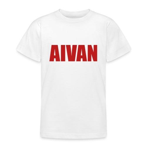 Aivan (Aivan) - Nuorten t-paita