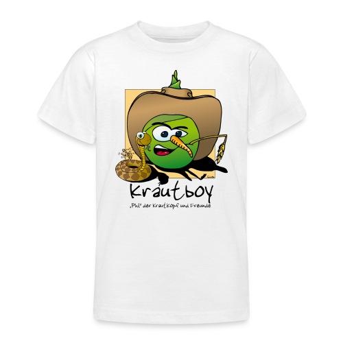 Krautboy - Teenager T-Shirt