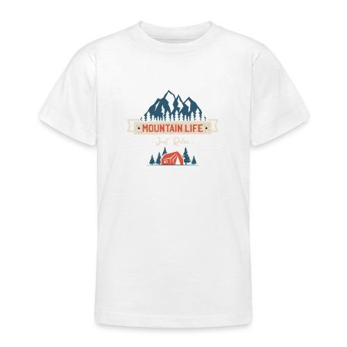 Mountain life - Maglietta per ragazzi