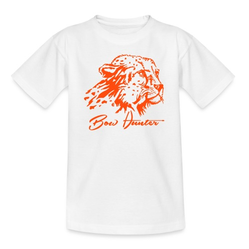 gepard bow hunter - Teenager T-Shirt
