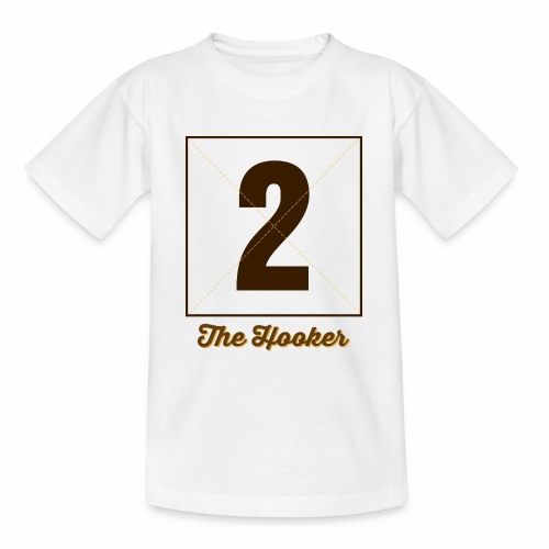 Hooker2 Marplo - Maglietta per ragazzi