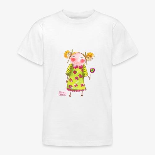 fille happy - T-shirt Ado
