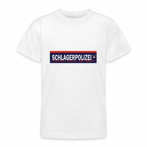 Schlagerpolizei - Teenager T-Shirt