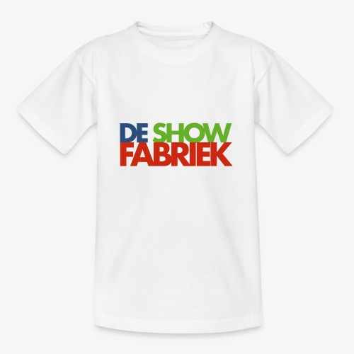 De Showfabriek - Teenager T-shirt