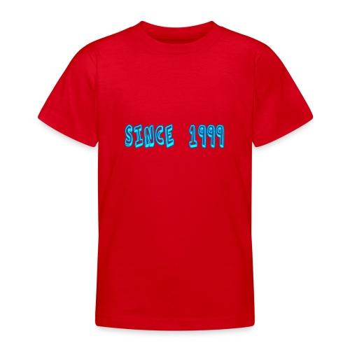 Since 1999 - Nuorten t-paita