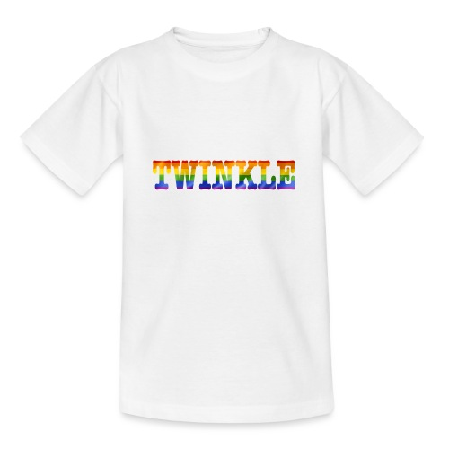 twinkle - Teenage T-Shirt