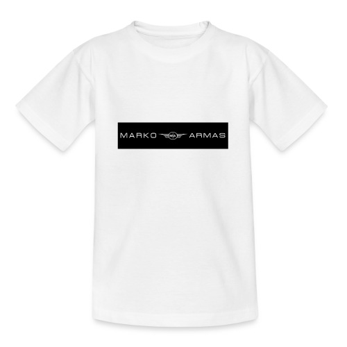 logo - Nuorten t-paita