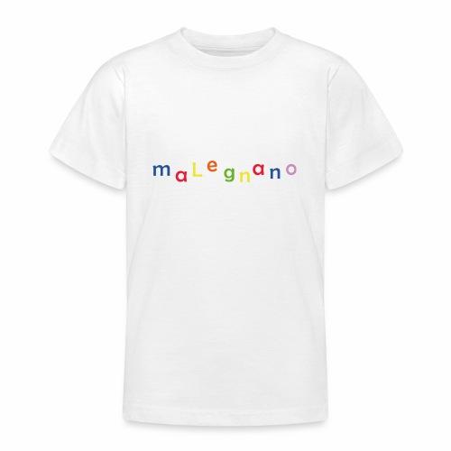 malegnano - Teenager T-Shirt