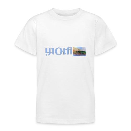 WOLFI5 - Teenager T-Shirt