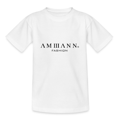 AMMANN Fashion - Teenager T-Shirt