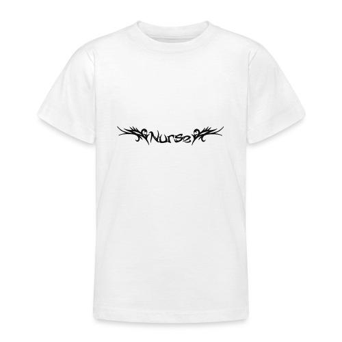 Tribaali nurse - Nuorten t-paita