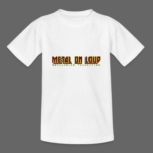 MOL Letter Logo Randy - Teenage T-Shirt