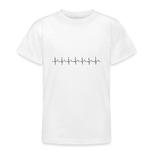 ekg - Nuorten t-paita