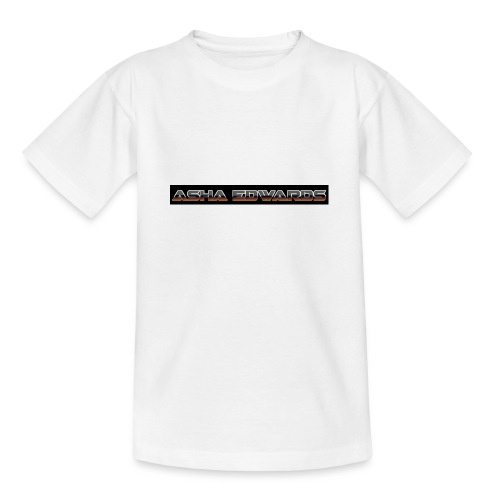 Asha_Edwards_Merch_ - Teenage T-Shirt