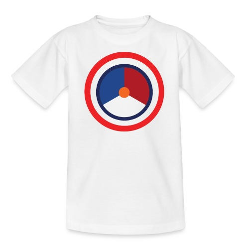 Nederland logo - Teenager T-shirt