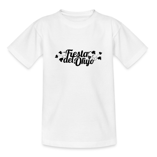 Fiesta del Orujo - Camiseta adolescente