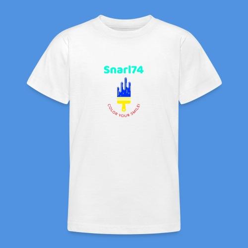 Paint - Maglietta per ragazzi