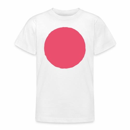 Japanese flag - Teenage T-Shirt
