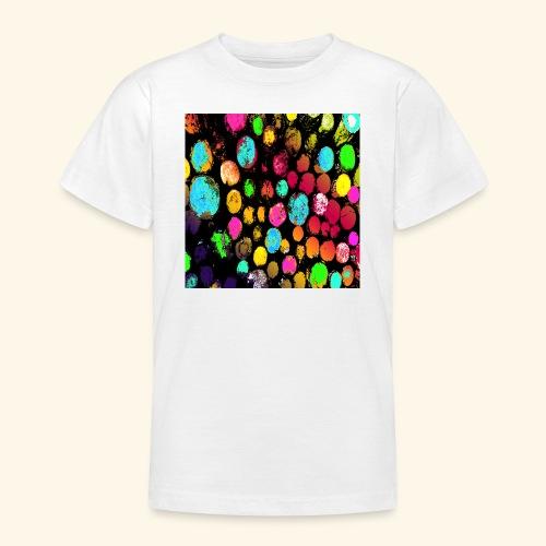 Tronchi arcobaleno - Maglietta per ragazzi