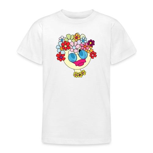 flowergirl soft - Teenager T-Shirt