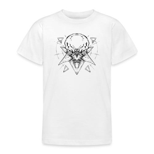 skull demon - T-shirt Ado
