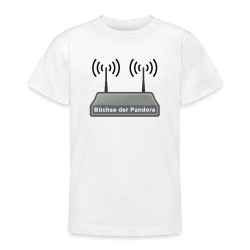 Büchse der Pandora - Teenager T-Shirt