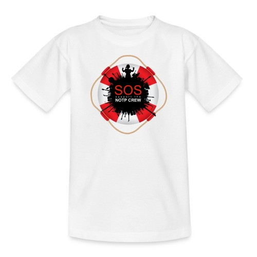 SOS crew rescue 2020 - Teenager T-Shirt