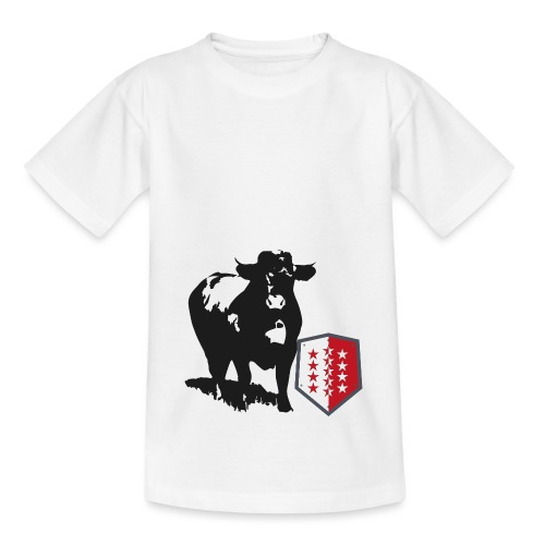 Vache - Cow - Teenager T-Shirt