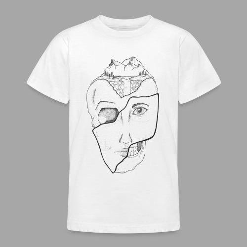 Voyageur Immobile - La valse à mille points - T-shirt Ado