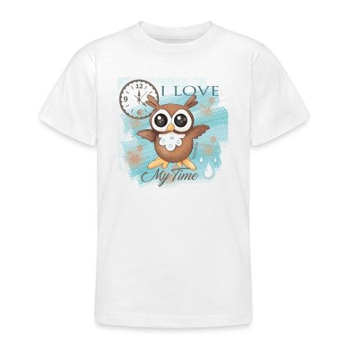 GUFO-E-TEMPO - Maglietta per ragazzi