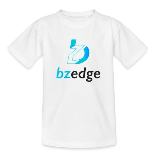 BZEdge Cutting Edge Crypto - Teenage T-Shirt