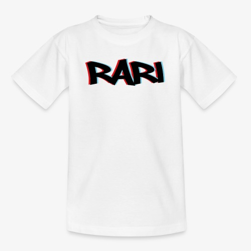 RARI LOGO RGB - Teenage T-Shirt