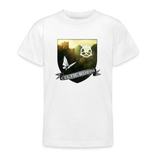 Blason logo de la chaîne - T-shirt Ado