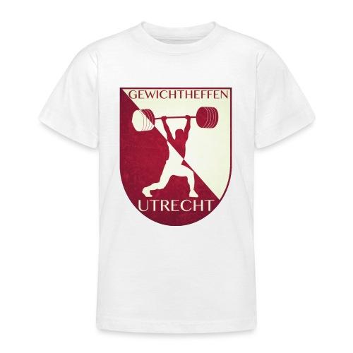 Oldschool Logo - Teenager T-shirt