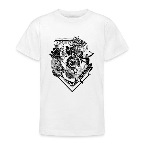 afrocentrique - Teenage T-Shirt