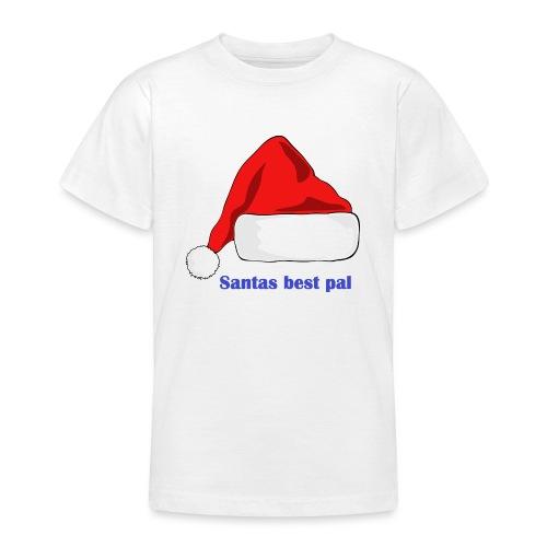 Isle of Santas Pal - Teenage T-Shirt