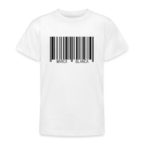 MARCA BLANCA - Camiseta adolescente