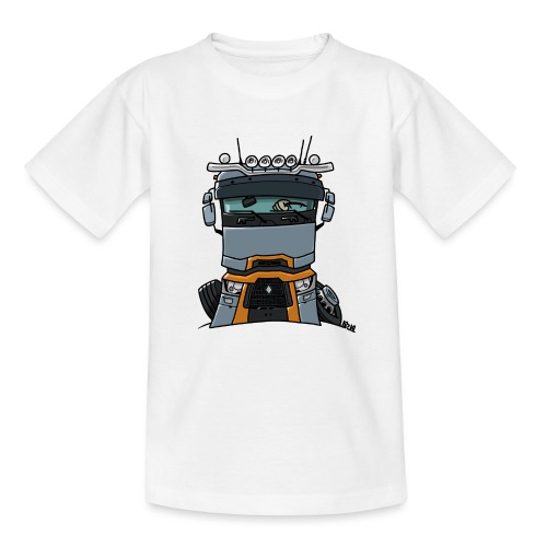 0813 R truck - Teenager T-shirt