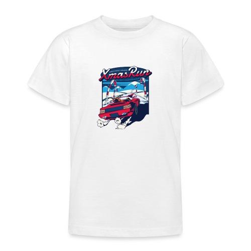 XmasRun - Teenager T-Shirt