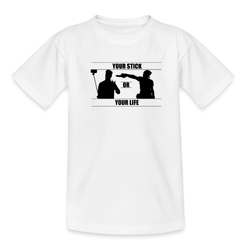 Stick Shirt 2015 - Camiseta adolescente