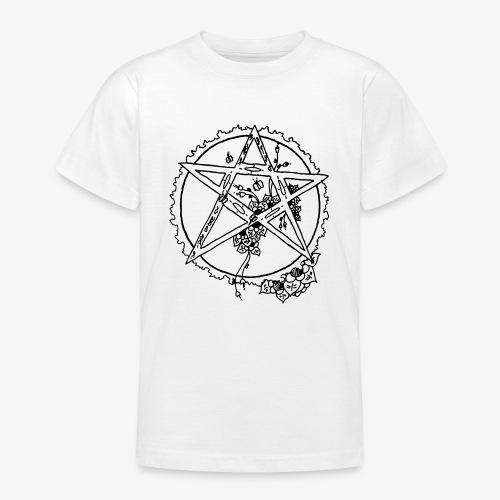 Flowergram - Teenage T-Shirt