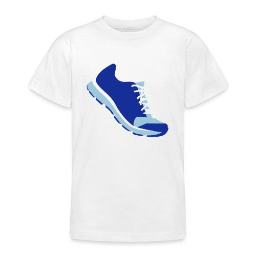 Laufschuh - Teenager T-Shirt