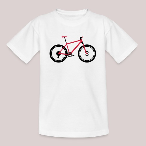 23-30 MTB HardTail - Teenager T-Shirt