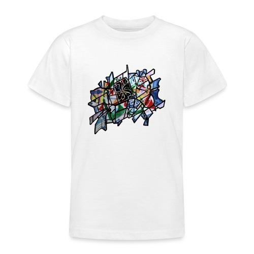 Mind Games - Teenage T-Shirt